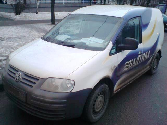 Балтика – корпоративные автомобили торговых представителей