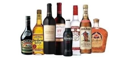 Премиальный алкоголь