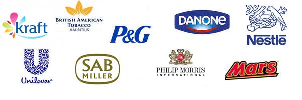 Международные FMCG компании в России